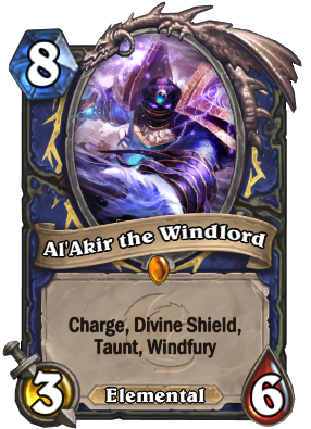 Al'Akir the Windlord Card Image