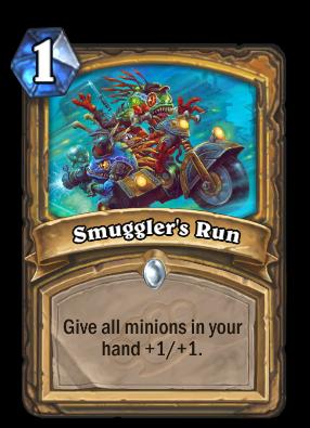 Smuggler's Run Card Image