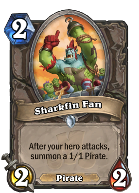 Sharkfin Fan Card Image