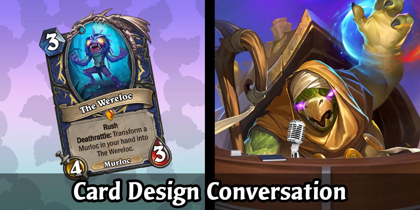 Card Design Conversation - Digital Deluxe