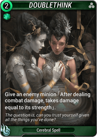Doublethink Card Image
