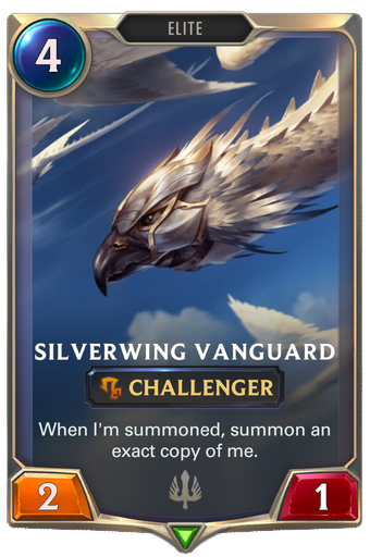 Silverwing Vanguard Card Image