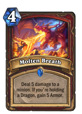 Molten Breath Card Image