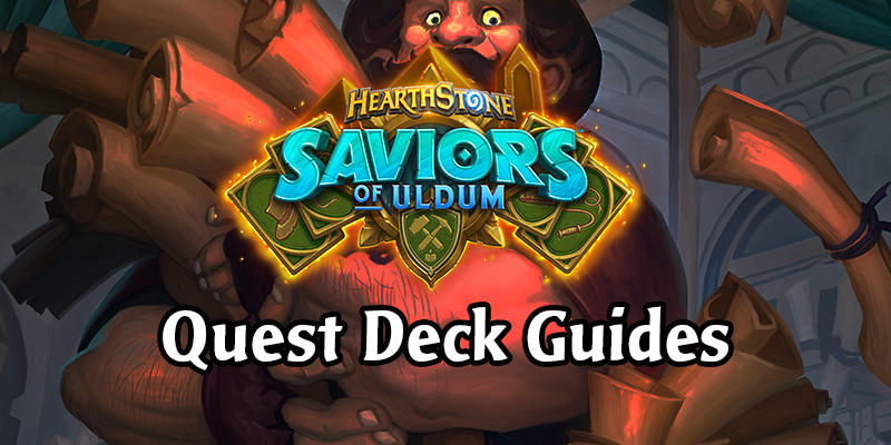 Uldum Essentials - An Adventurer's Guide to Questing in the Desert