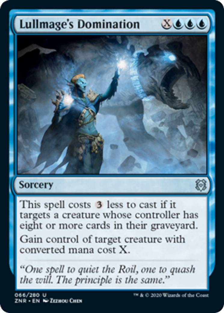 Lullmage's Domination Card Image