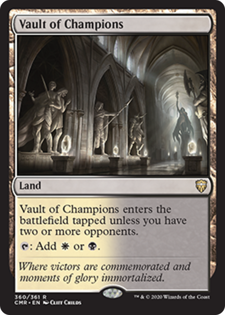 Vault of Champions Card Image