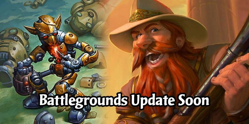 Hearthstone Battleground Changes Arriving Soon - Junkbot Tier Change, Khadgar & Brann Triple Nerf, New Races