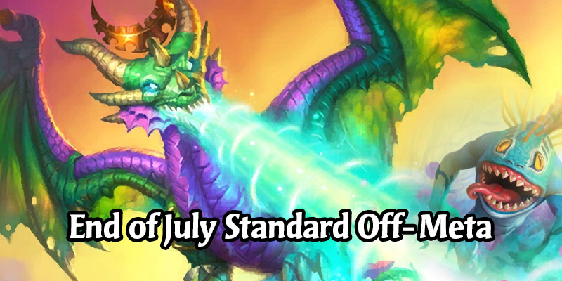 Get Mrgglled! Off-Meta Standard Decks to End the July Season with a Bang!
