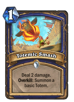 Totemic Smash Card Image