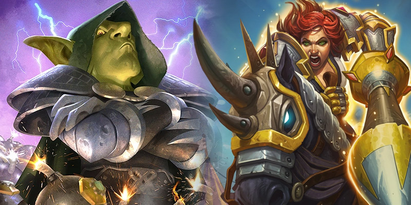 Diamond Cards We'd Love to See From Hearthstone's First Two Years
