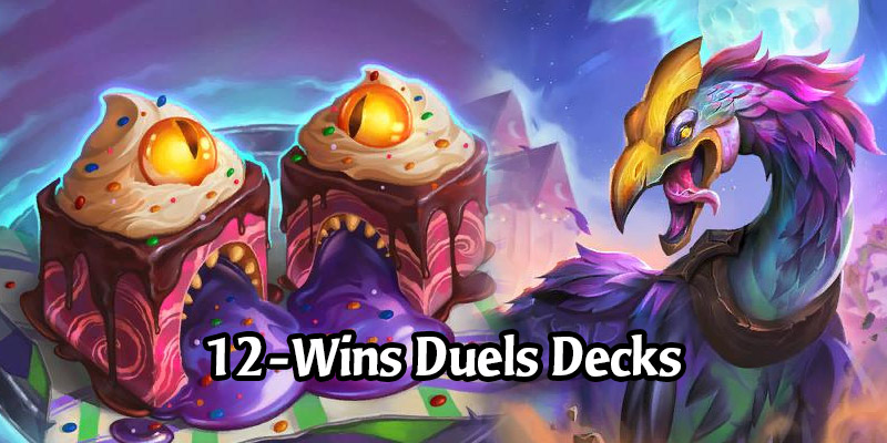 12-Win Duels Decks For the End of Year of the Phoenix
