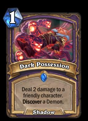 Dark Possession Card Image
