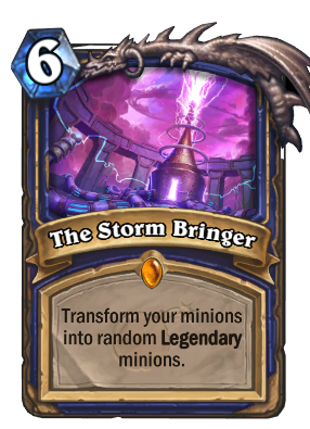 The Storm Bringer Card Image