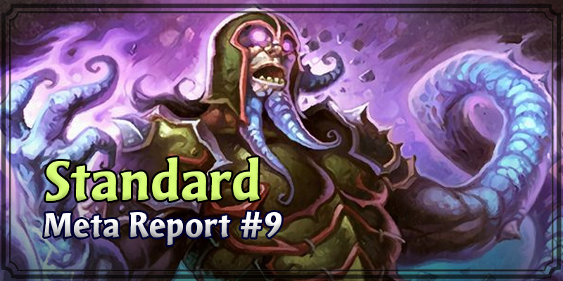 Standard Meta Report #9 - October 14, 2019 - October 20, 2019