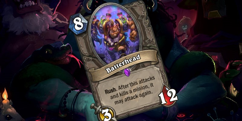 New Card Reveal - Batterhead