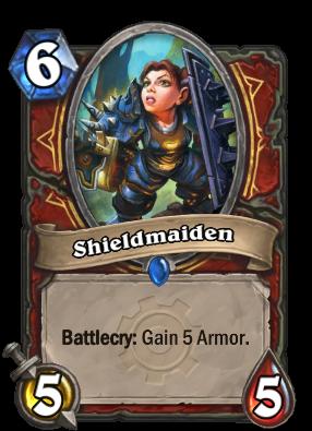 Shieldmaiden Card Image