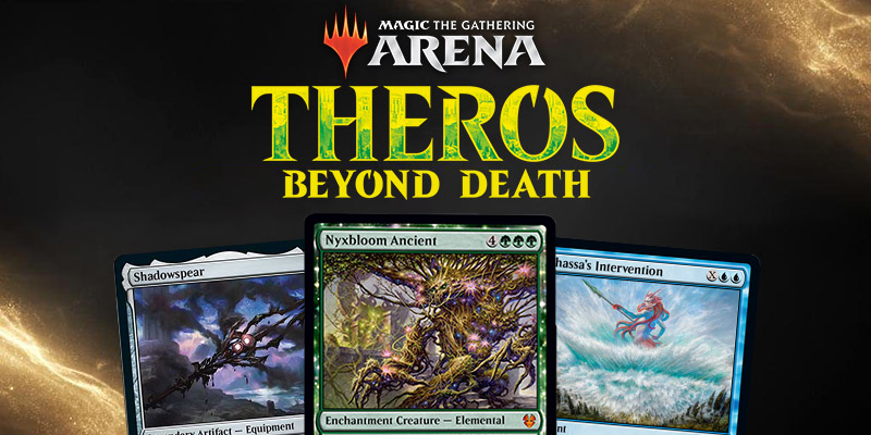 MTG Arena - Theros: Beyond Death Card Spoilers January 8
