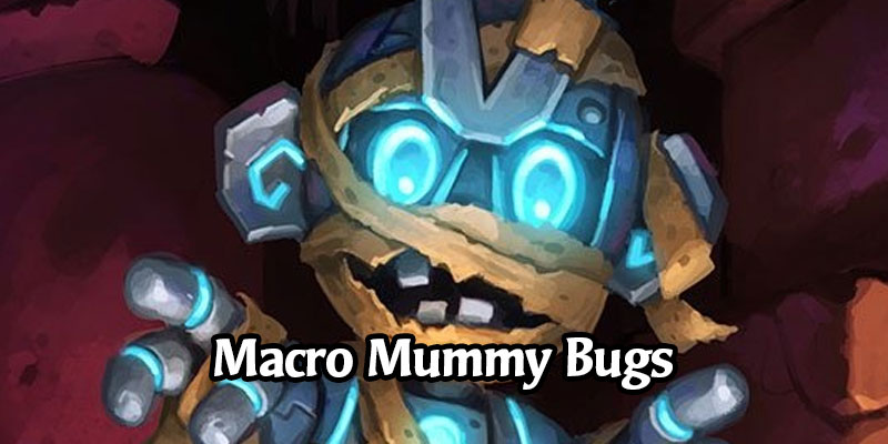 Micro Mummy Has Been Removed From Battlegrounds Again Due to Mobile Issues