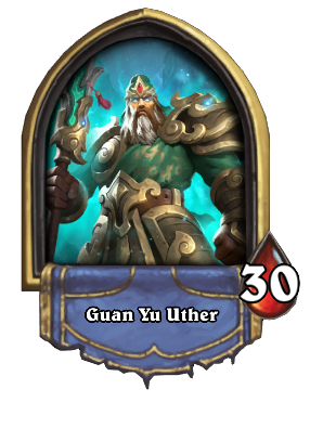Guan Yu Uther Card Image