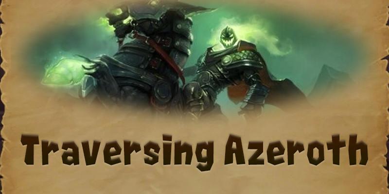 The Headless Horseman and Hallow's End: Traversing Azeroth