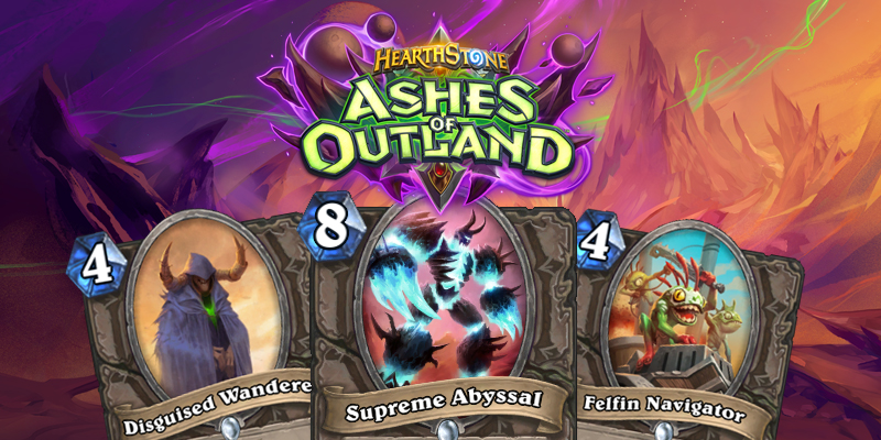 Our Thoughts on Hearthstone's Ashes of Outland Neutral Cards (Part 2)