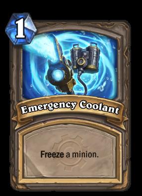 Emergency Coolant Card Image