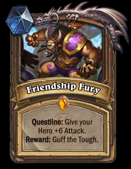 Feral Friendsy Card Image