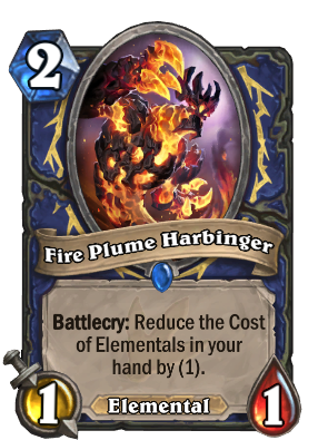 Fire Plume Harbinger Card Image