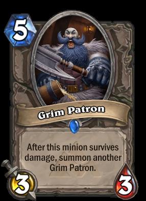 Grim Patron Card Image