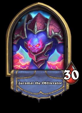 Zuramat the Obliterator Card Image