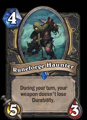 Runeforge Haunter Card Image