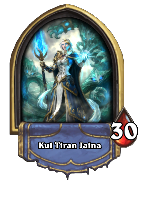 Kul Tiran Jaina Card Image