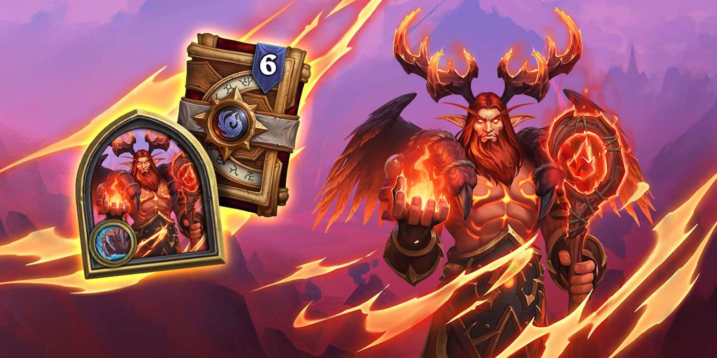 Reminder: Time is Running Out to Finish the Fire Festival Legendary Quests for Druid of the Flame Malfurion