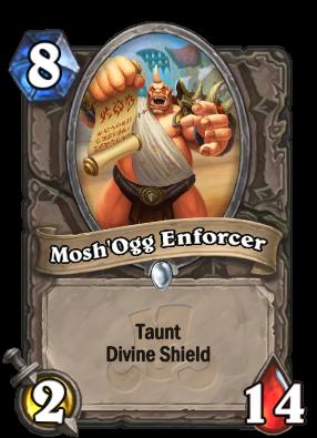 Mosh'Ogg Enforcer Card Image