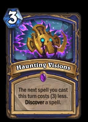Haunting Visions Card Image