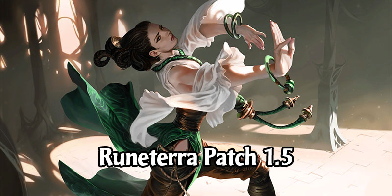 Runeterra Patch 1.5 Brings a Couple of Balance Changes, the Vault Moves to Thursdays, and New Game Mode: Labs