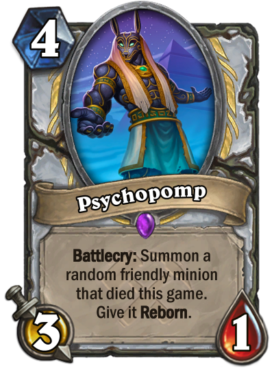 Psychopomp Card Image