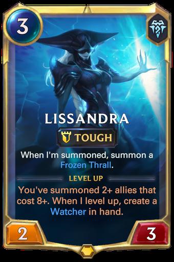 Lissandra Card Image