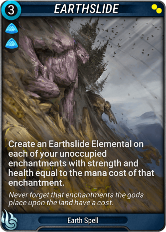 Earthslide Card Image
