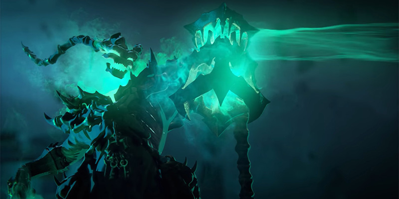 New Legends of Runeterra Story Video for the Shadow Isles - Featuring Thresh
