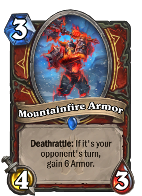 Mountainfire Armor Card Image