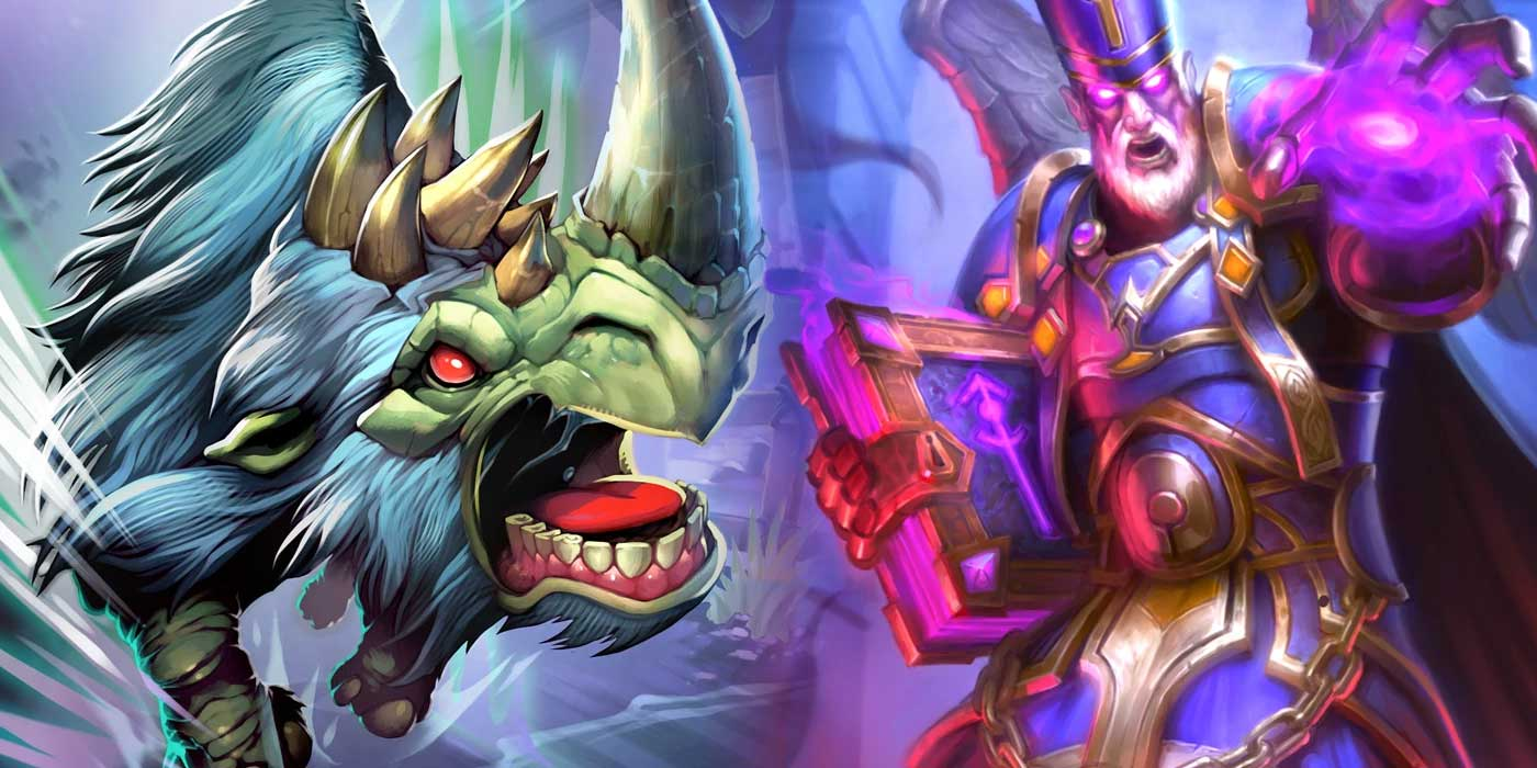 The Top Standard Hearthstone Decks According to Blizzard for Early September Laddering