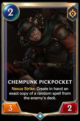 Chempunk Pickpocket Card Image