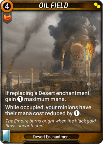 Oil Field Card Image