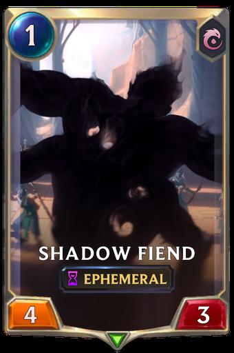 Shadow Fiend Card Image