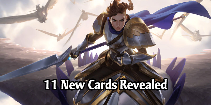 Riot Reveals 11 New Cards Coming in Runeterra's Guardians of the Ancient Expansion