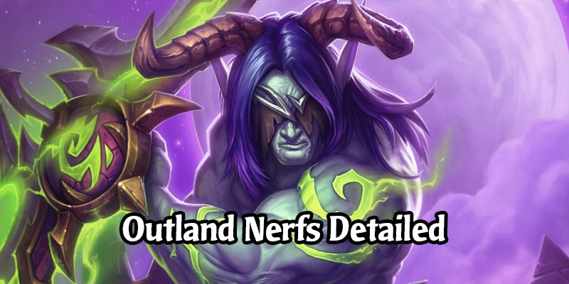 Full Details on the Balance Updates Coming to Hearthstone Next Week - Demon Hunter Nerfs & More!