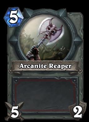 Arcanite Reaper Card Image