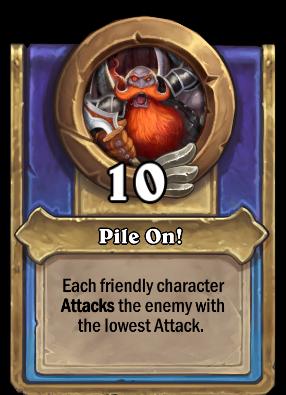 Pile On! Card Image