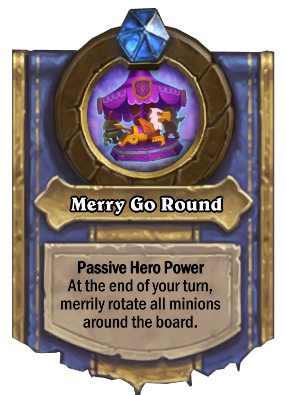 Merry Go Round Card Image